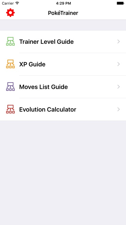 PokéTrainer GO! - XP, Leveling screenshot-4