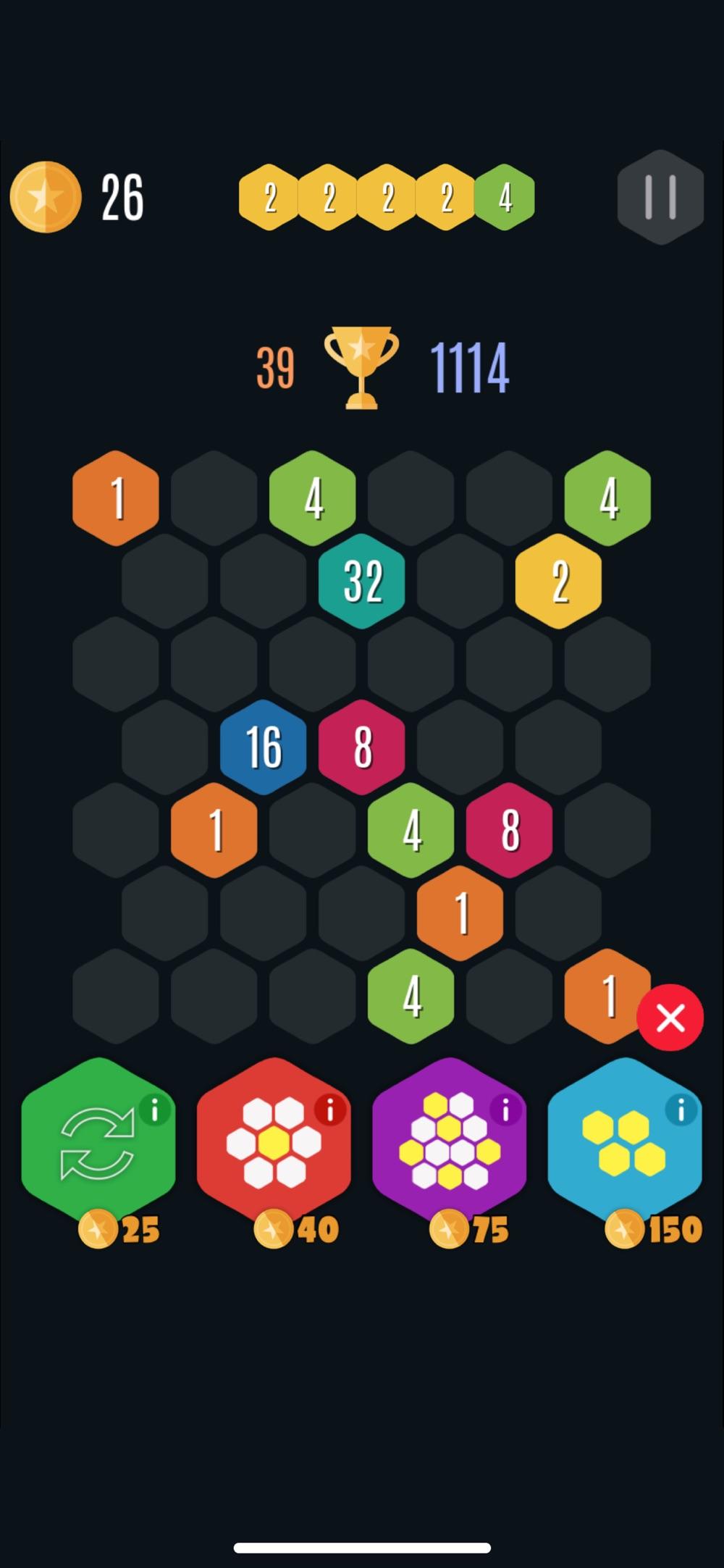 Hex Unite – Logic Puzzle Game Cheat Codes