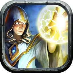 魔法英雄传奇-大型暗黑魔法门策略卡牌手游