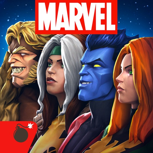 MARVEL Contest of Champions application logo