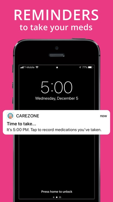download CareZone apps 1