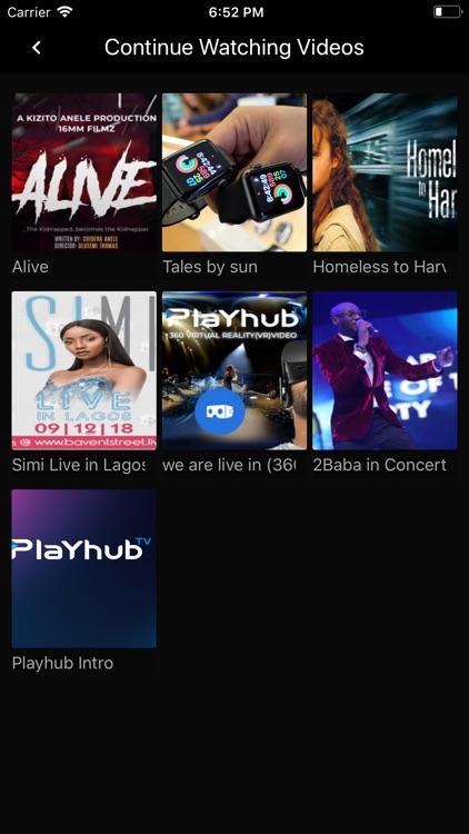 Playhub TV screenshot-4