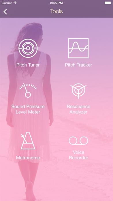 EvaF  Voice Feminization screenshot four
