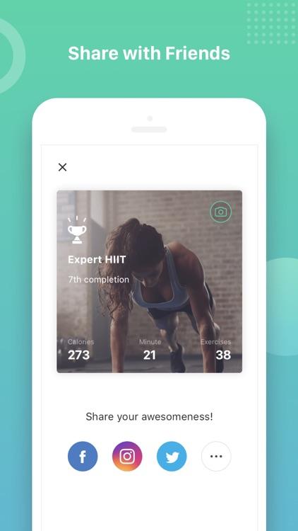 Keep: Fitness &Workout Trainer screenshot-4