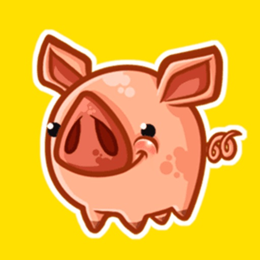 Piggy Stickers Collection