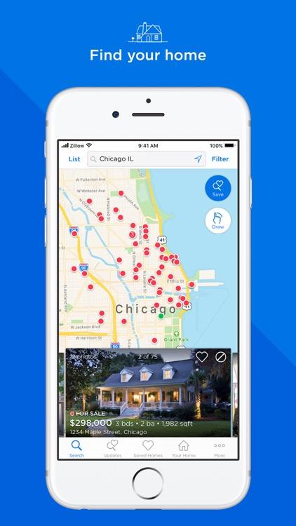 Zillow Real Estate & Rentals screenshot-0