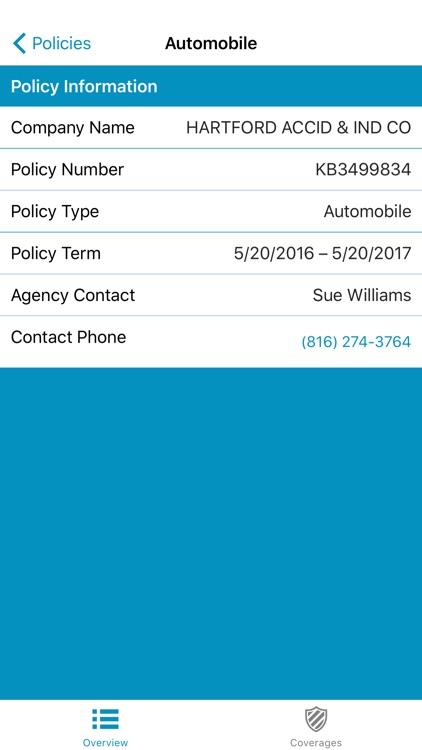 Condon-Meek Insurance Mobile