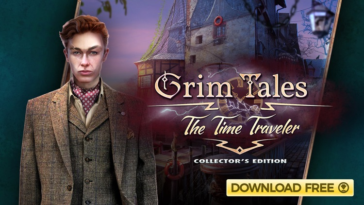 Grim Tales: The Time Traveler screenshot-4