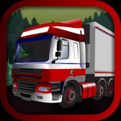 Transport de camion lourd 3D