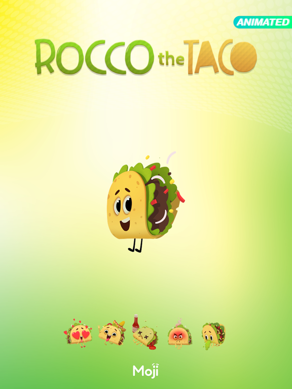 Rocco the Taco (Animated) screenshot 5