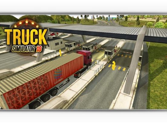 Truck Simulator 2018 : Europe screenshot 8