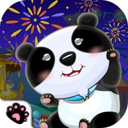 熊猫博士节日花火大放送