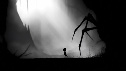 LIMBO Screenshot on iOS