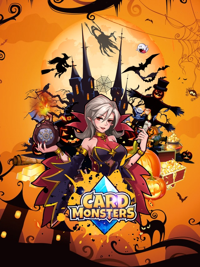 Card Monsters: 3 Minute Duels Screenshot