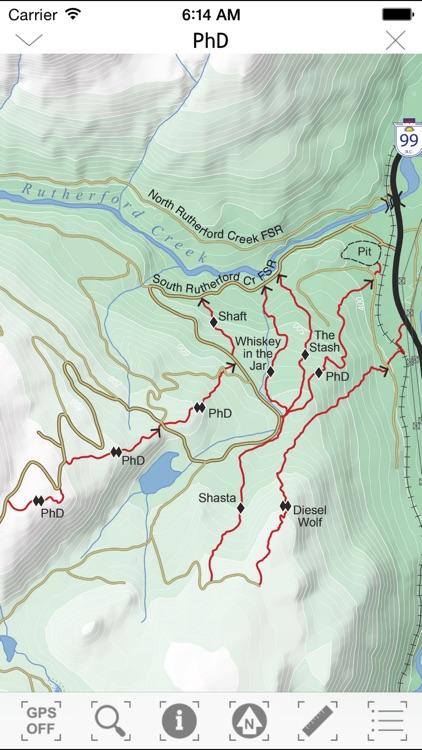 Pemberton MTB Trail Guide screenshot-6