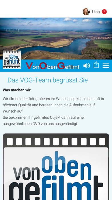 VonObenGefilmt screenshot 1
