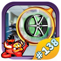 Wheels of Fury Hidden Object