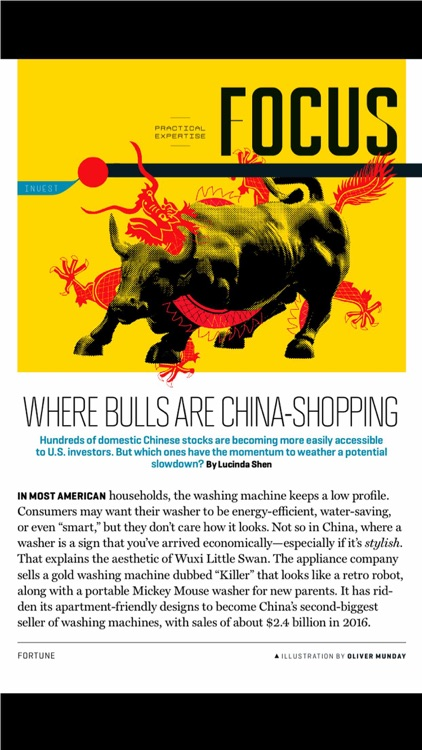 Fortune Magazine Europe screenshot-2