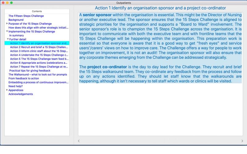 Fifteen Steps скриншот программы 10