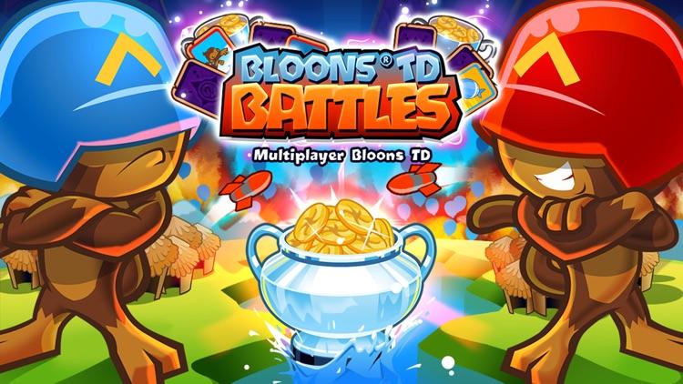 Bloons TD Battles screenshot-0