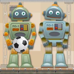 Funny Bots: Physics puzzle