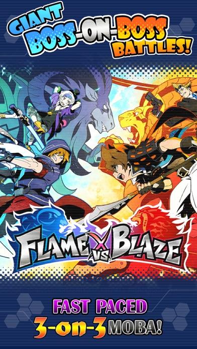 FLAME VERSUS BLAZE screenshot 1