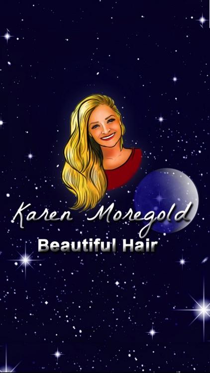 Karen Moregold Beautiful Hair