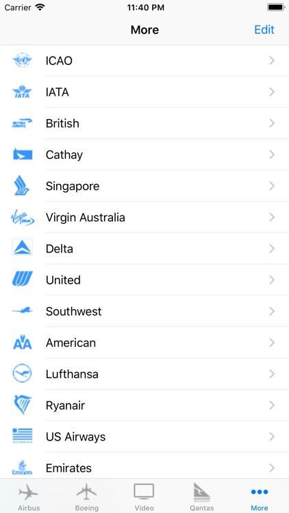 Aviation Airline News screenshot-4