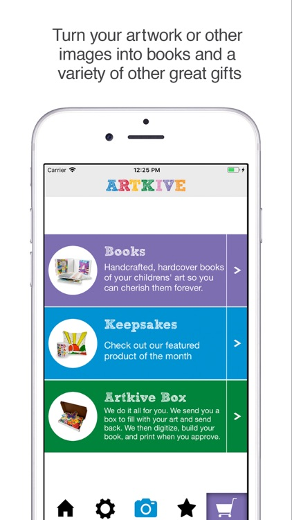 Artkive - Save Kids' Art screenshot-3