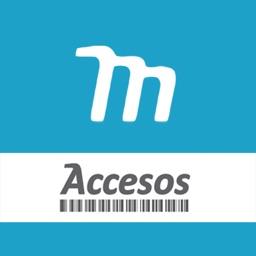 Musikaze  Accesos