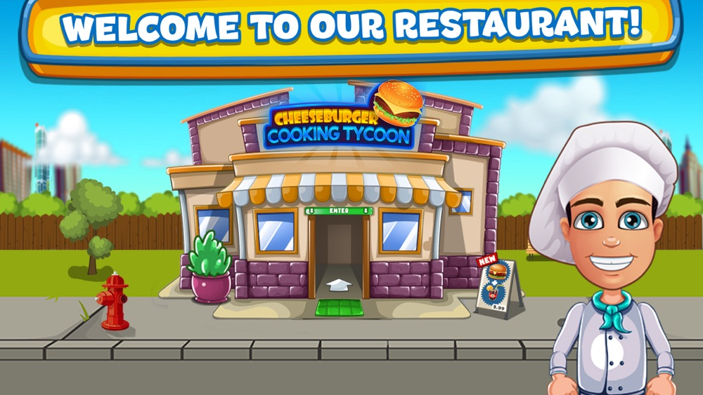 Cheeseburger Cooking Tycoon Cheat Codes