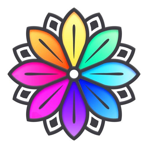 Раскраска для взрослых и детей