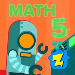 5th grade math fun kids games をapp storeで