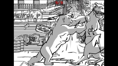 Beating Up Thieves screenshot two