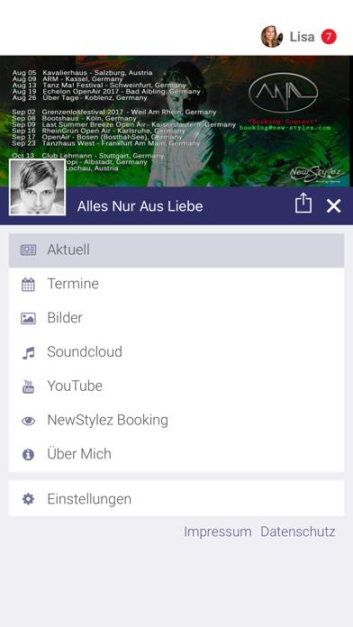 Alles Nur Aus Liebe screenshot 2