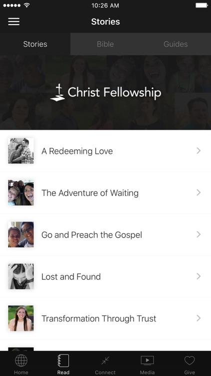 Christ Fellowship Home