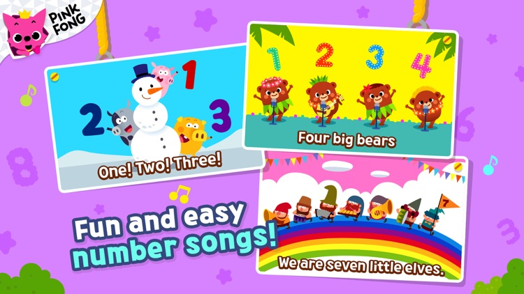 Pinkfong 123 Numbers screenshot-1