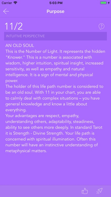 Pocket Numerology Pro screenshot-5