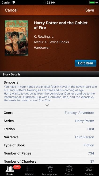 Collectors: Movies Games Books screenshot-3