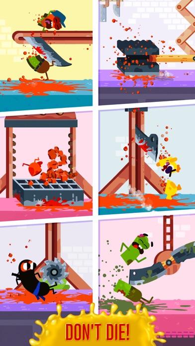 Run Sausage Run! screenshot 3