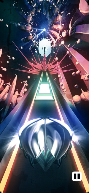 Thumper: Pocket Edition Screenshot