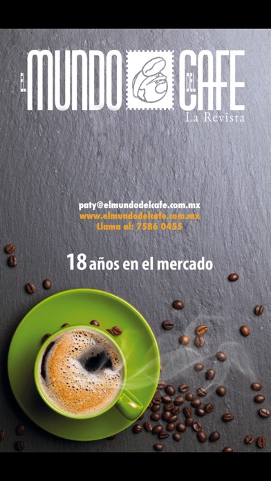 El Mundo del Café La Revista screenshot 4