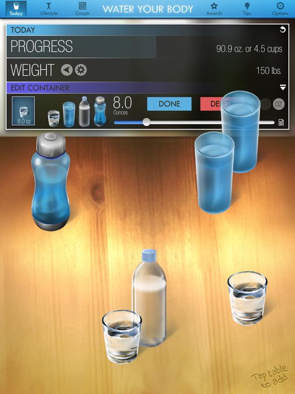 Water Your Body Lite-ipad-0