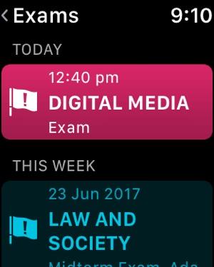 iStudiez Pro – Student Planner Screenshot