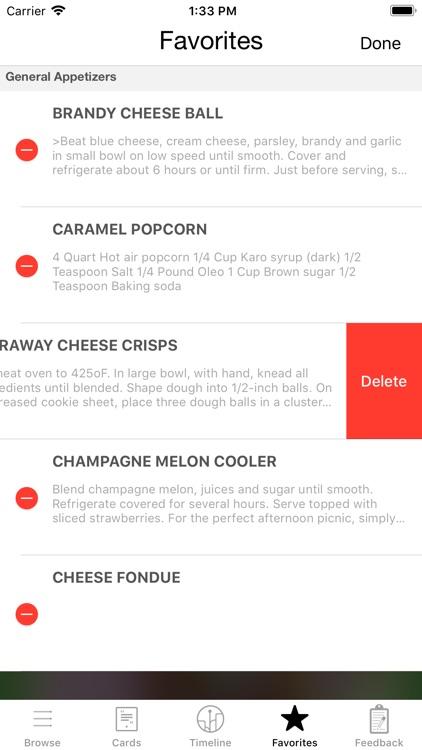 200 Vegetarian Recipes screenshot-3