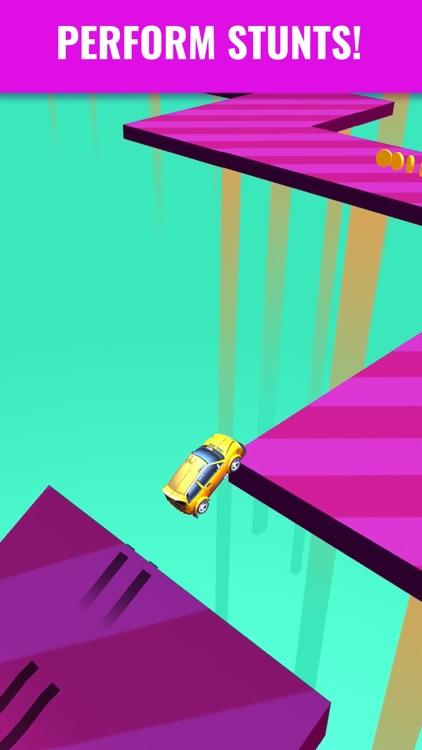 Skiddy Car