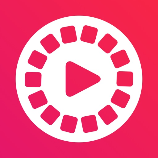 Flipagram application logo