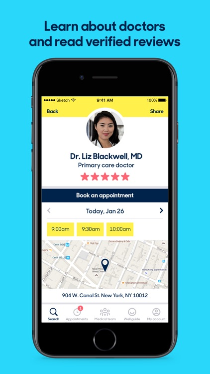 Zocdoc: Find & Book Doctors screenshot-3