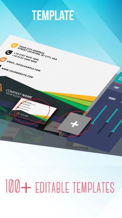 Business Card Creator & Maker