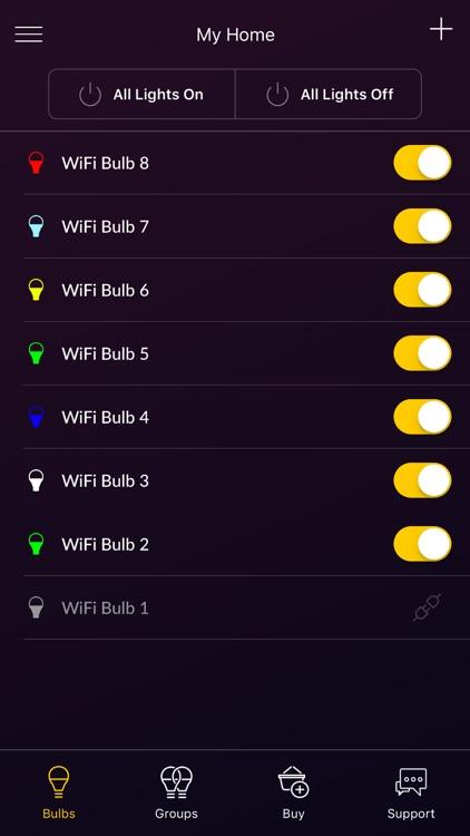 Lumenty Wi-Fi Smart Bulb